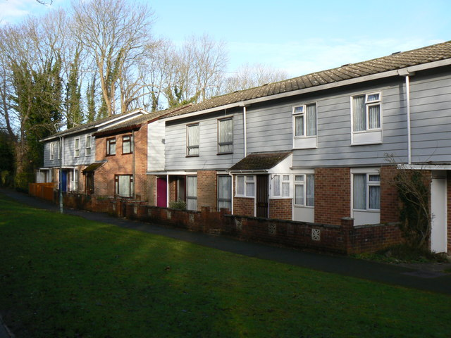 Housing on Corfe Walk