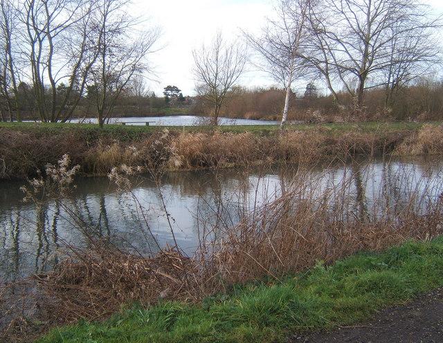 River Gipping and Needham Lake