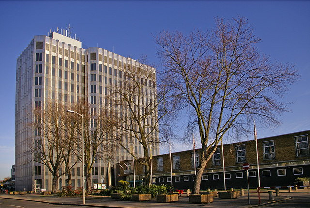 Civic Centre, Silver Street, Enfield