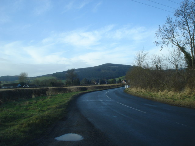 Road to Hoptonheath