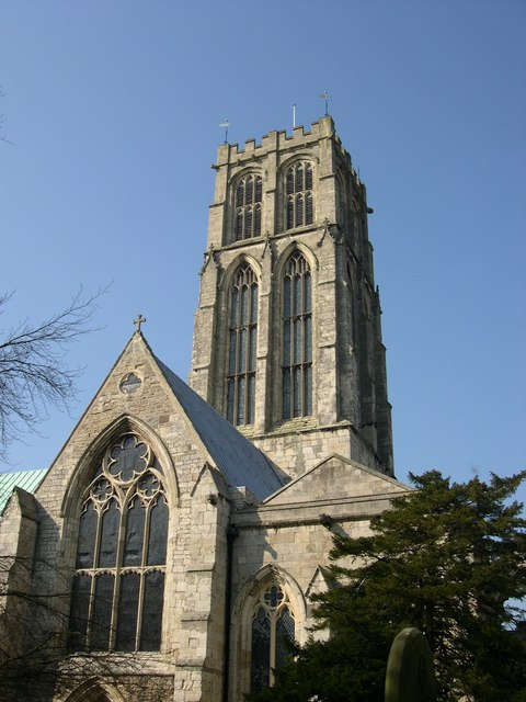 St Peter's, Howden