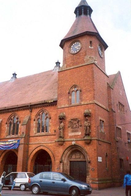 The Market Hall, Sandbach