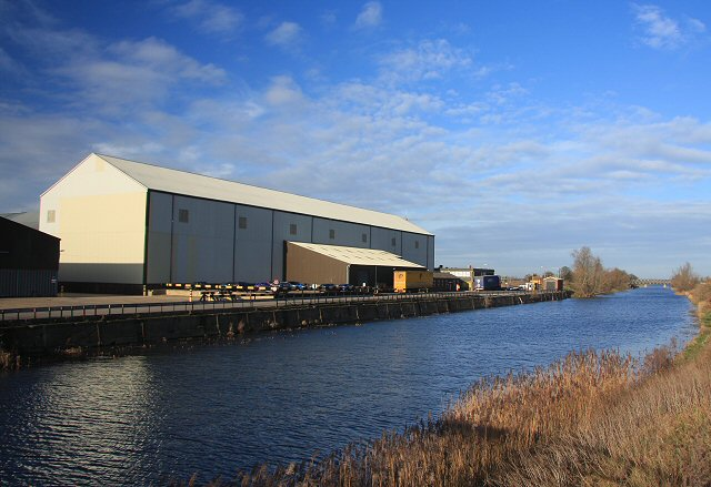 Distribution Centre near Ely