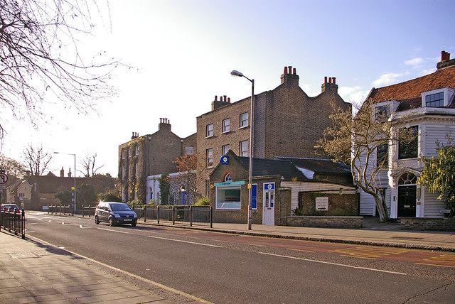 Silver Street, Enfield, looking South