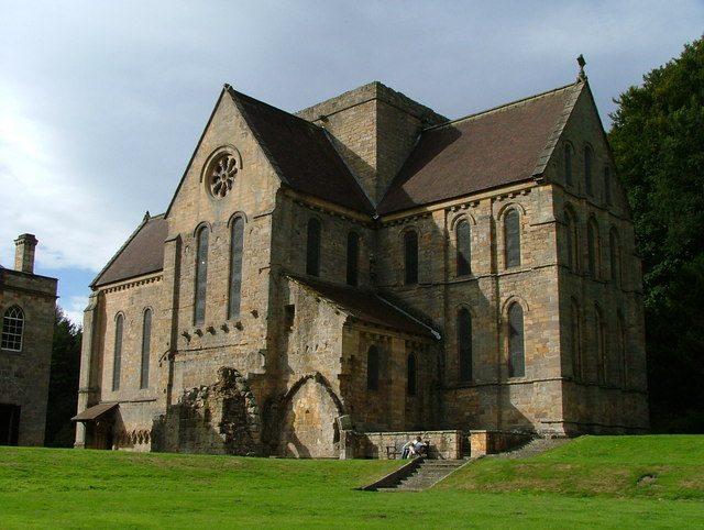 Priory At Brinkburn