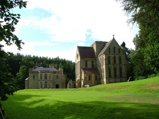 Manor House And Priory