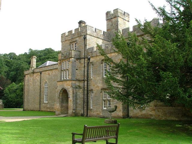 Manor Entrance
