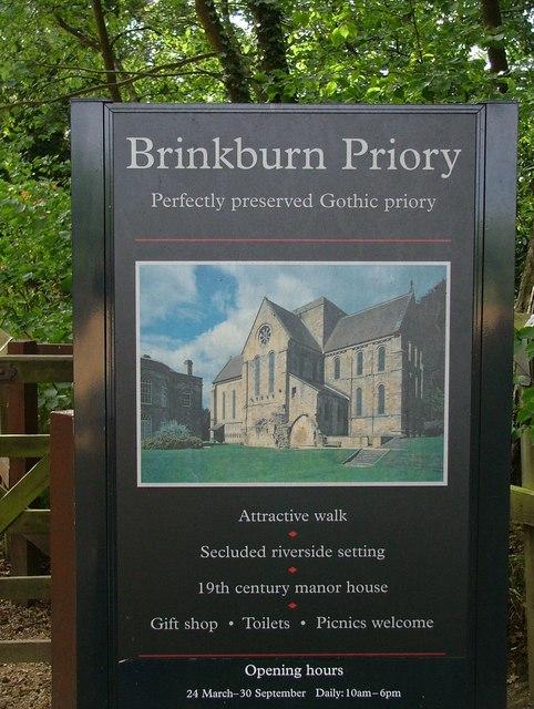 Priory Information