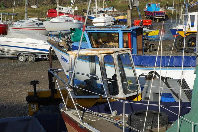 Harbwr Abersoch Harbour