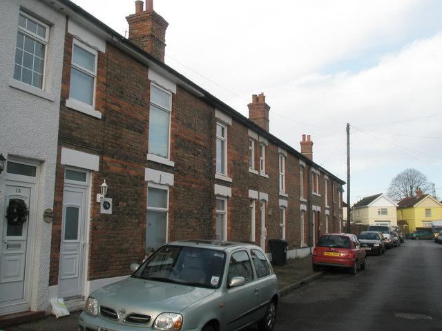 Homes at North Road, Bosham