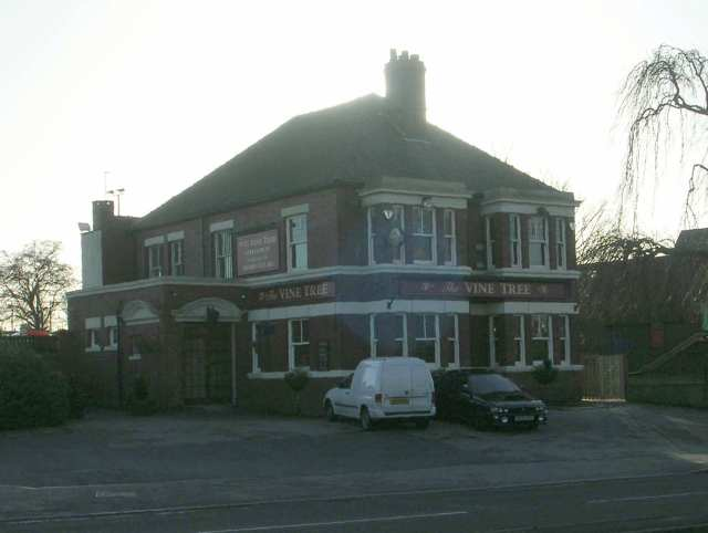 The Vine Tree - Leeds Road