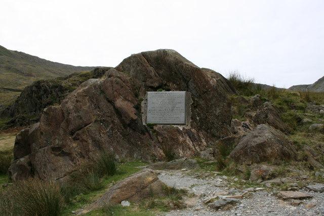 The Gladstone Rock
