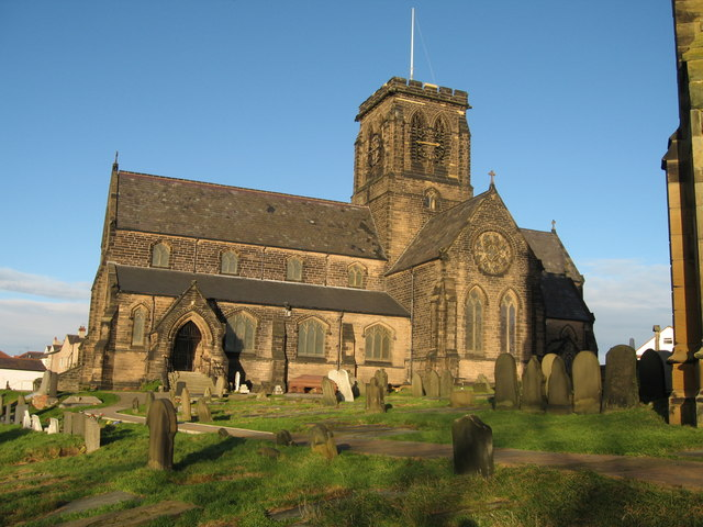 St Hilary's, Wallasey