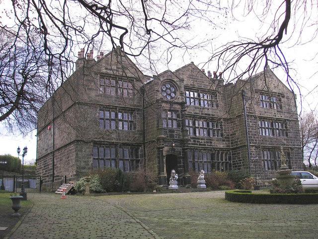 Barkisland Hall