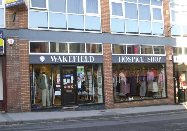 Wakefield Hospice Shop - Cross Street