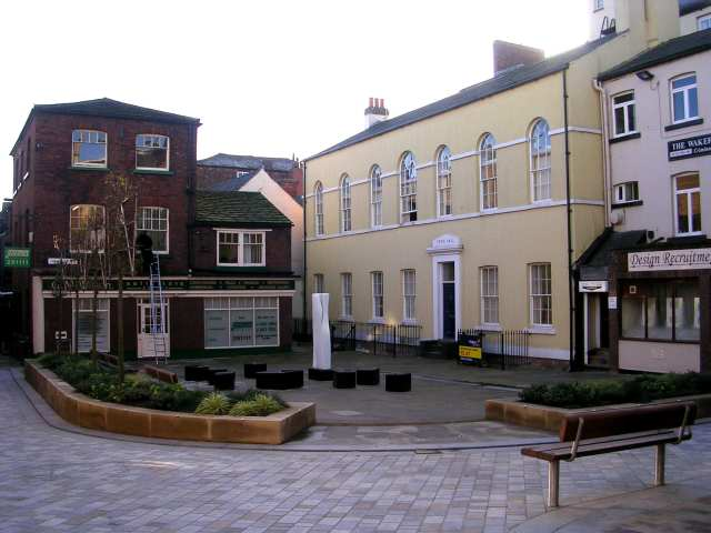 Crown Court - off Wood Street