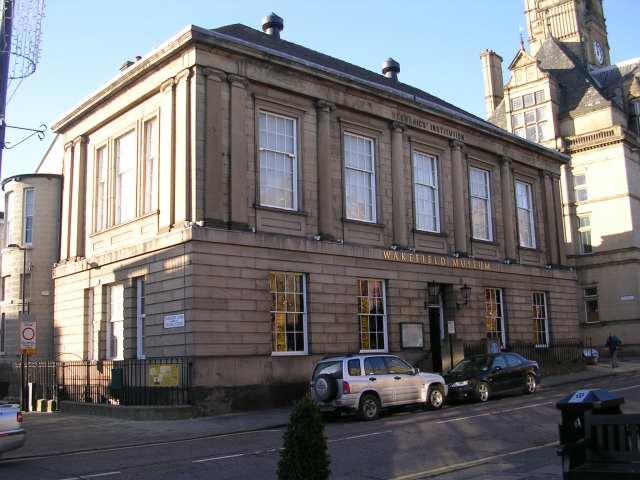 Wakefield Museum - Wood Street