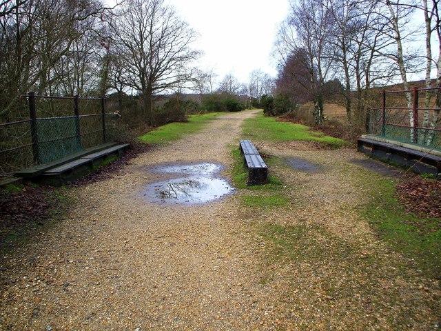 Castleman Trail near Burley