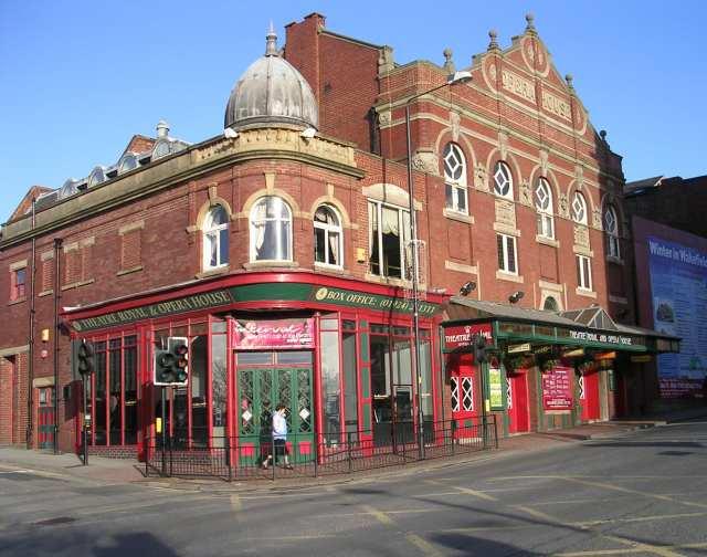 Theatre Royal & Opera House - Westgate
