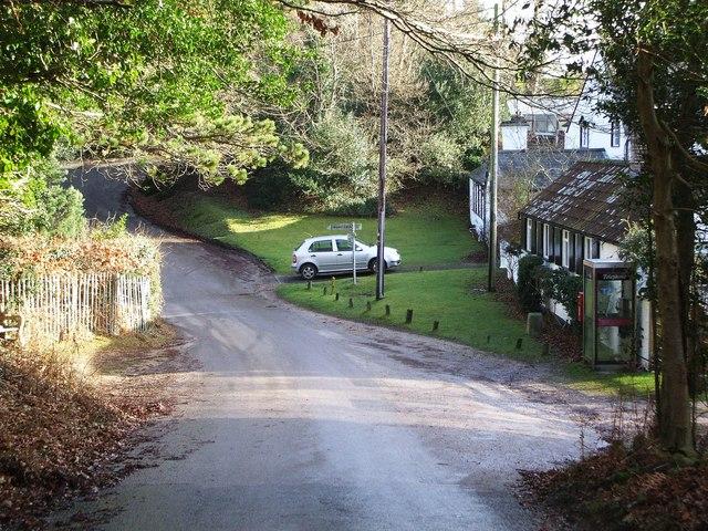 Lester Square, Bisterne Close, Burley