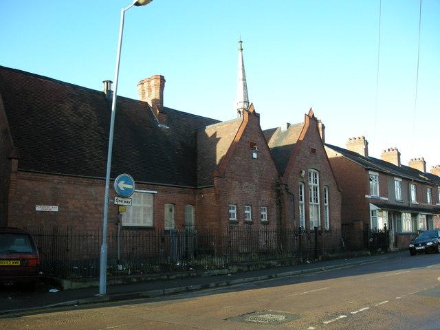 Coventry- Paradise Foleshill