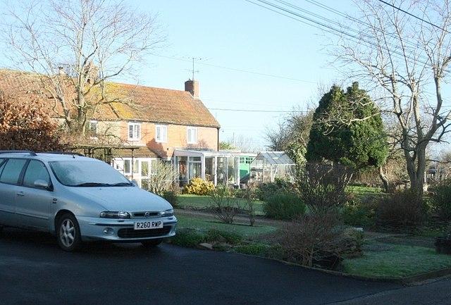 2008 : Cottage in Little Marsh