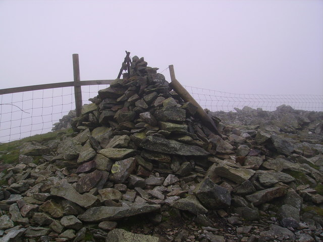Summit Cairn, Great Calva