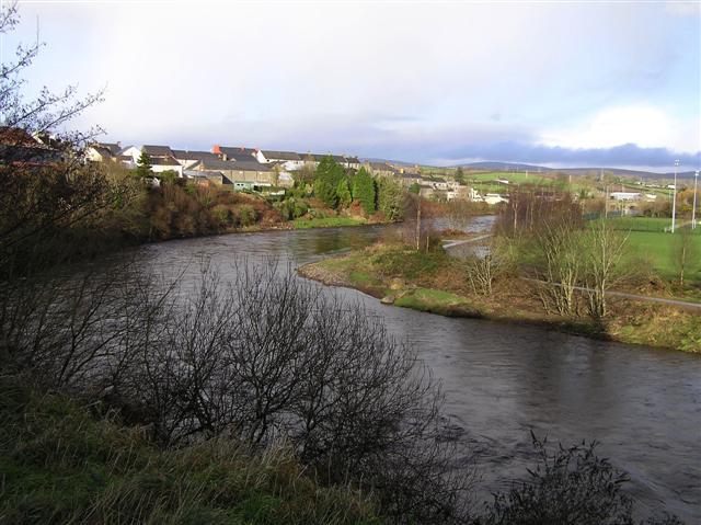 River Strule, Newtownstewart