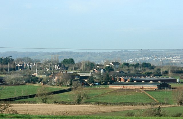 2008 : View from Hag Hill (1)