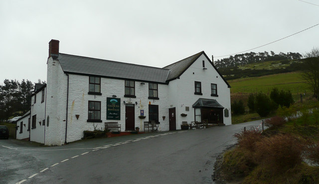 The Callow Inn, Bromlow