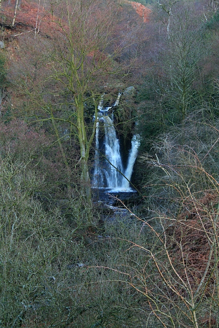 Waterfall in The Valley of Desolation (2)
