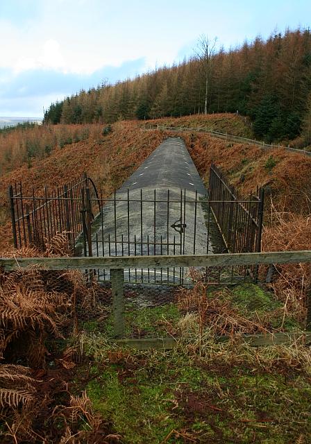 Aqueduct over How Beck