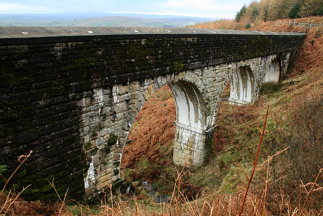 Aqueduct over How Beck (2)