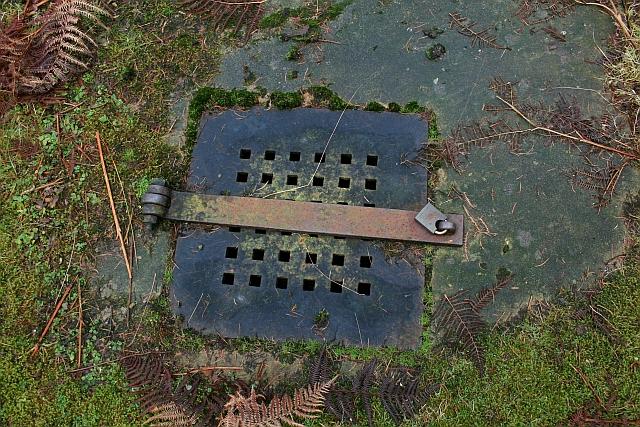 Manhole at How Beck