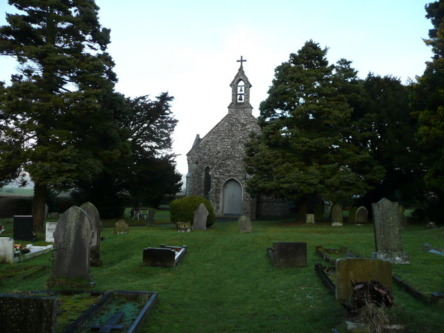 Holy Trinity church, Middleton-in-Chirbury