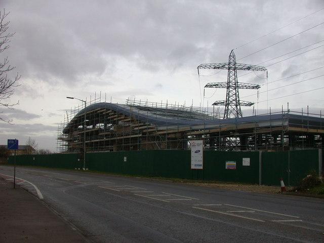 Arbury Grid Substation Project