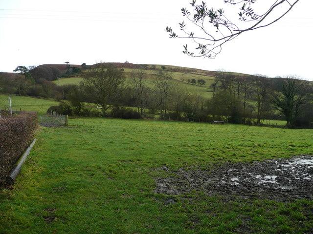 Hills above Middleton