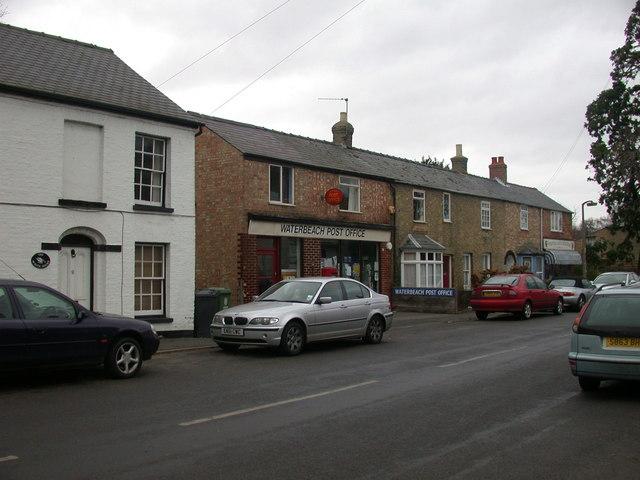 Waterbeach Post Office
