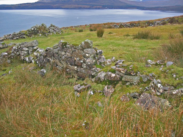 Walls at Suisnish