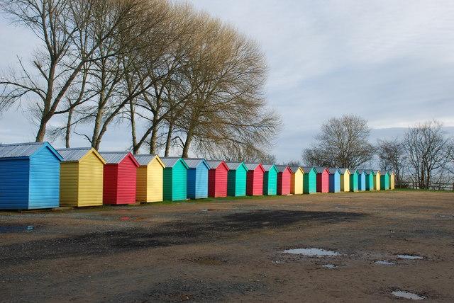 Cytiau Glan y Môr Llanbedrog Beach Huts