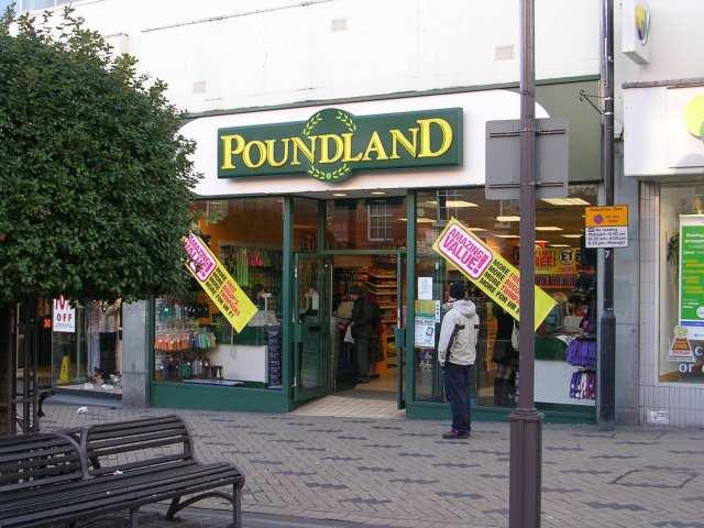 Poundland - Kirkgate