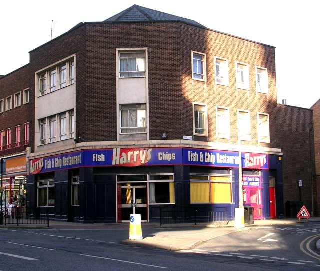 Harrys Fish & Chip Restaurant - Kirkgate