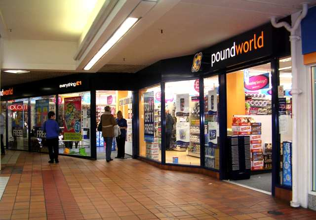 Poundworld - Lower Mall - The Ridings Centre