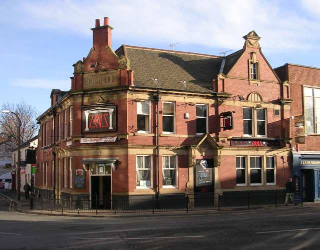 New Dolphin Inn - Kirkgate