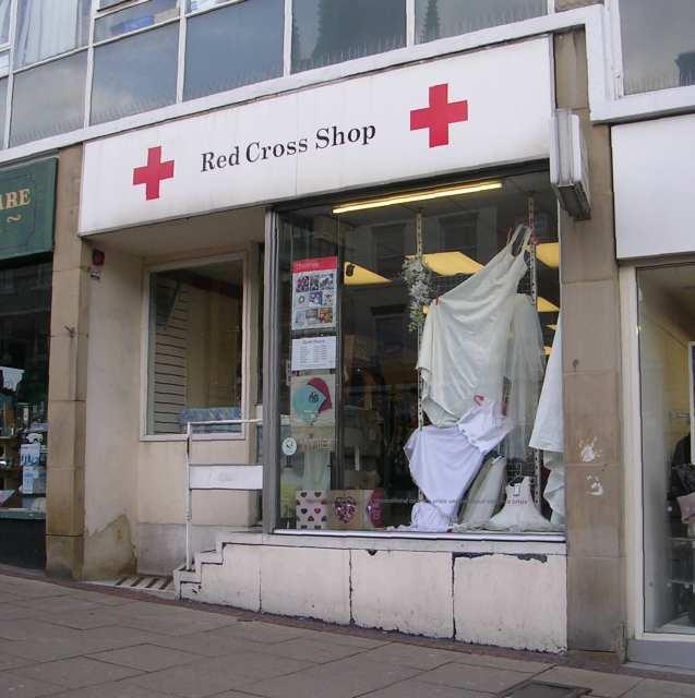 Red Cross Shop - Westmorland Street