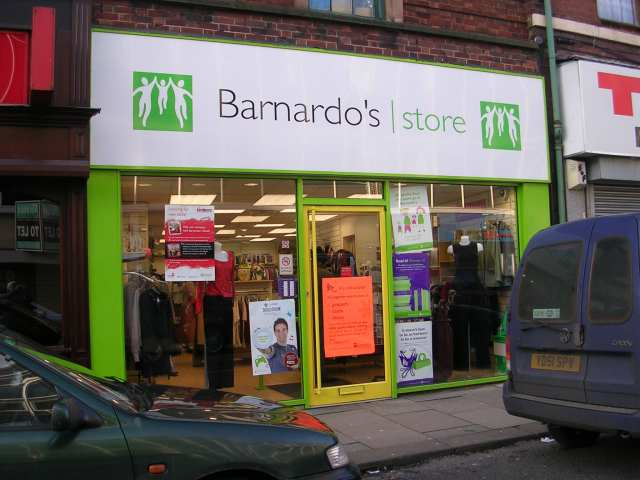Barnardo's Shop - Brook Street