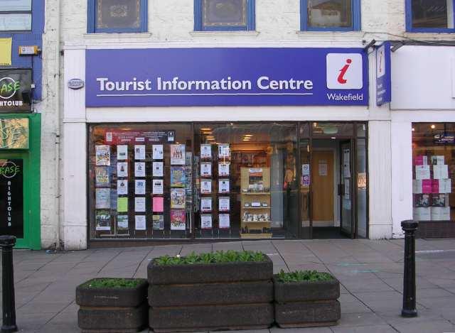 Tourist Information Centre - Bull Ring