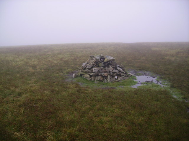 Summit Cairn, Great Sca Fell