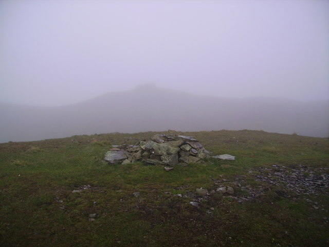Summit Cairn, Meal Fell