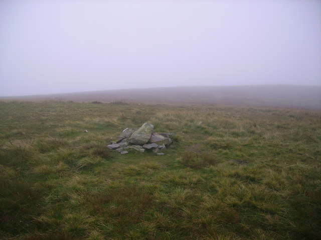 Summit Cairn, Great Cockup